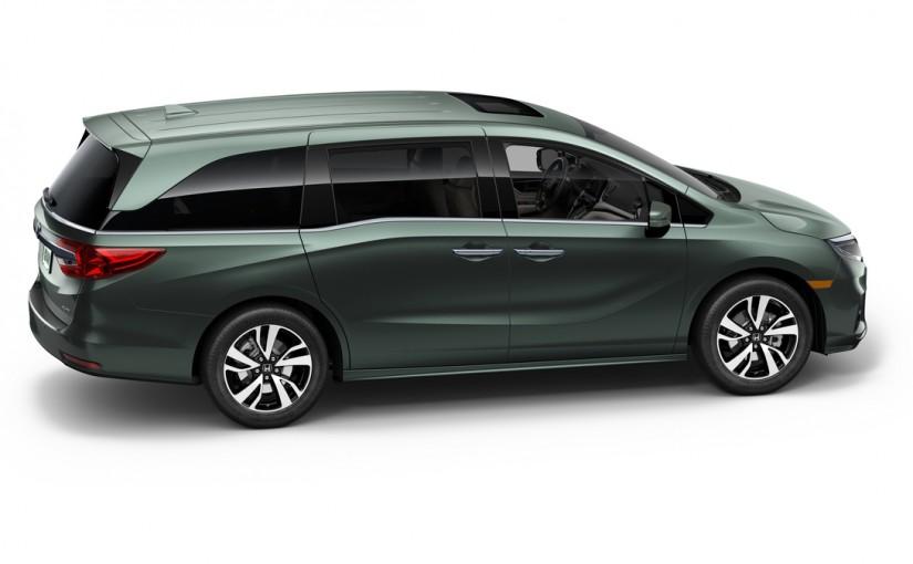 La Honda Odyssey 2018 – L'ultime révolution en matière de transport familial