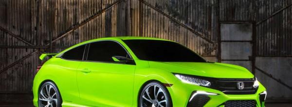 La 10e génération de Civic dévoilée ? Voyez un aperçu du concept le plus sportif à ce jour