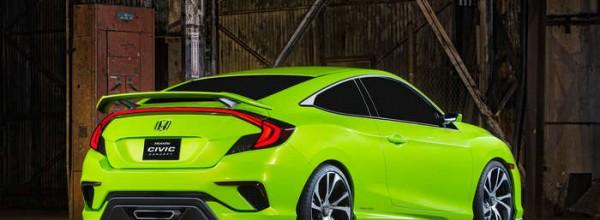 Pour en savoir davantage à propos de la Honda Civic Concept 2016
