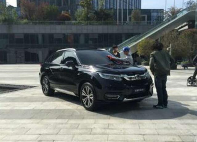 Un nouveau modèle Honda: UR-V ?
