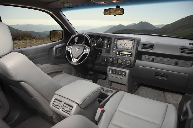 2013-Honda-Ridgeline-Interieur