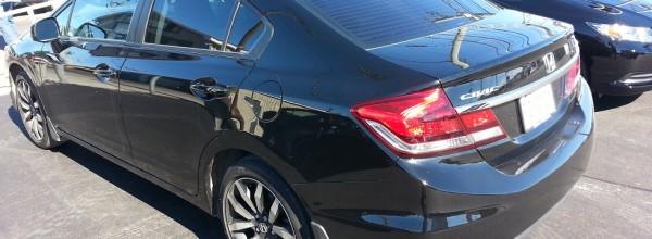 La Honda Civic 2013 : un classique peaufiné jusque dans les moindres détails