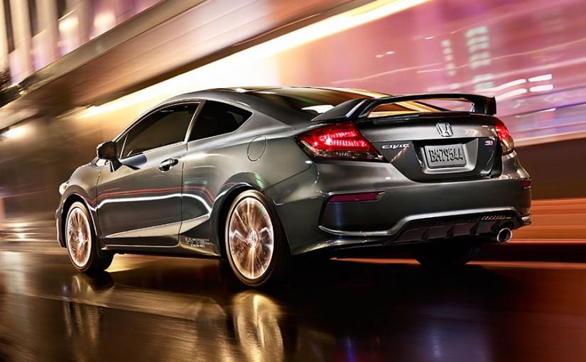 La Honda Civic Si : Redéfinir les enjeux d'un classique!