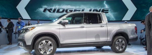 Le Honda Ridgeline 2017 : quelles sont les améliorations?