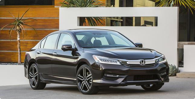 La Honda Accord 2016 ravira les mordus de technologie