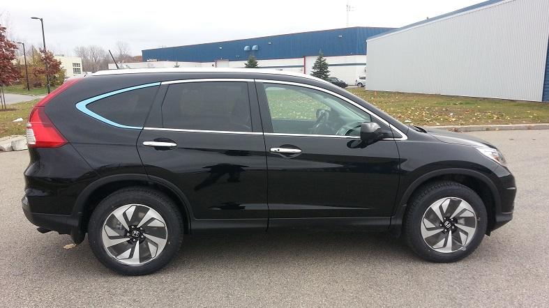 Honda CR-V 2015 extérieur