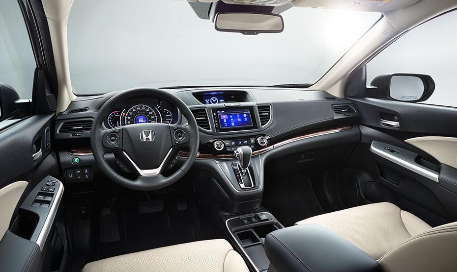 Honda CR-V Intérieur