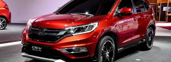 Les véhicules Honda pouvant être équipés d'une traction intégrale