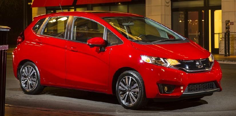 La Honda Fit 2015 : encore plus de révélations