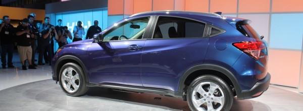 Honda HR-V 2016 est enfin dévoilé
