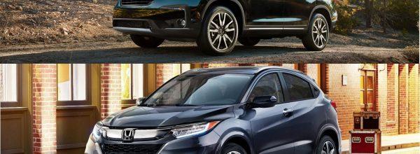 Deux nouveaux VUS Honda pour le mois d'août