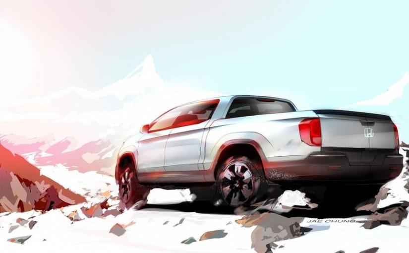 Le Honda Ridgeline 2016 : les rumeurs et les spéculations