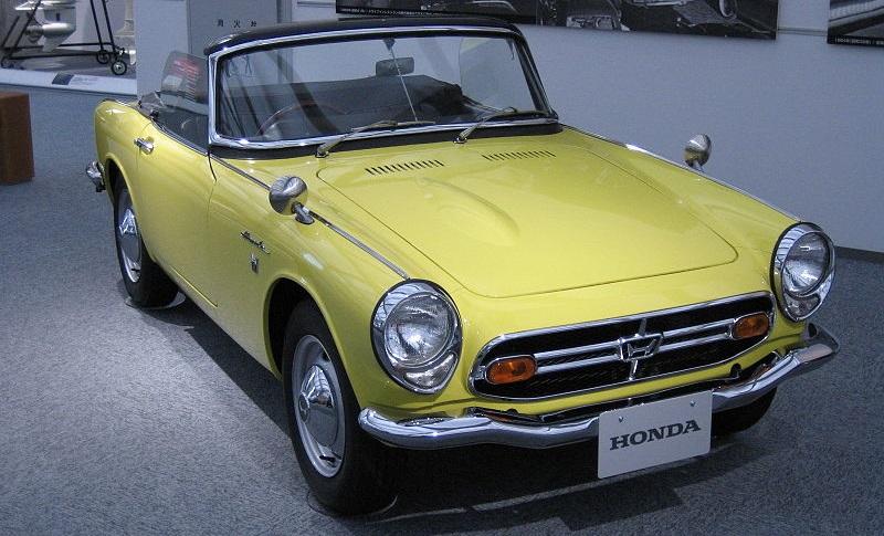 Honda-S800