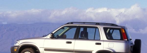 Le Honda CR-V d'hier à aujourd'hui