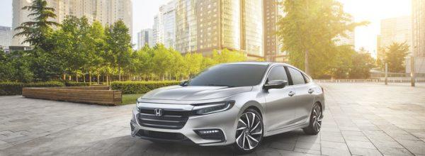 Le retour tant attendu de la Honda Insight 2019