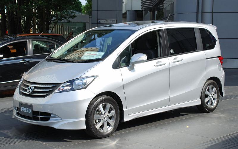 Voiture-exotique-Honda-Freed