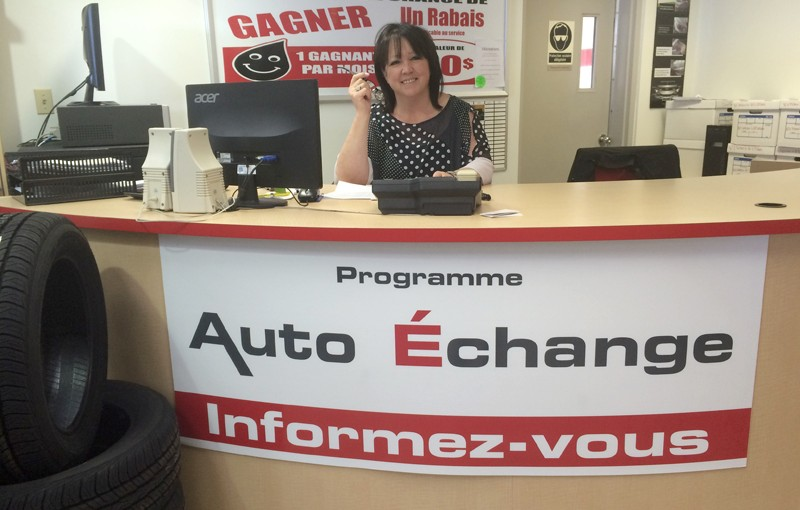 Nouveau ! Programme Auto/Échange