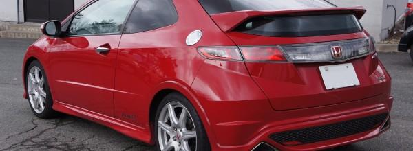 La grande saga de la Honda Civic Type R