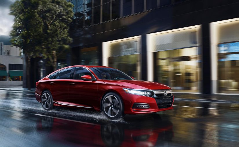La Honda Accord 2018 : repensée et plus alléchante que jamais