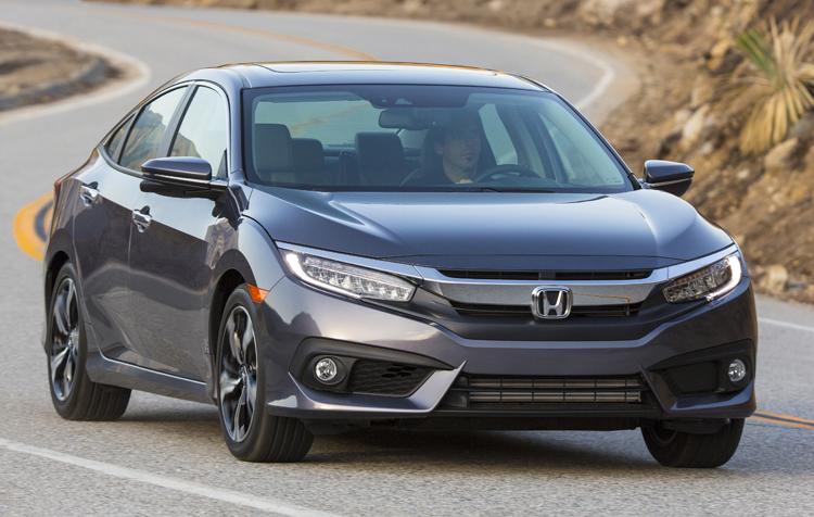 Les accessoires les plus populaires pour la Honda Civic 2016