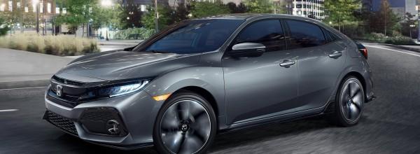 Cinq raisons pour se procurer la nouvelle Honda Civic à hayon 2017