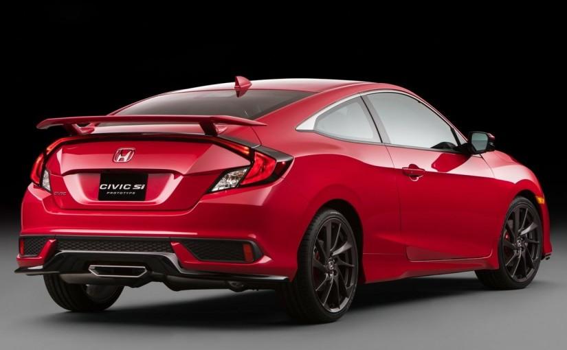 Une toute nouvelle Honda Civic Si prévue pour 2017