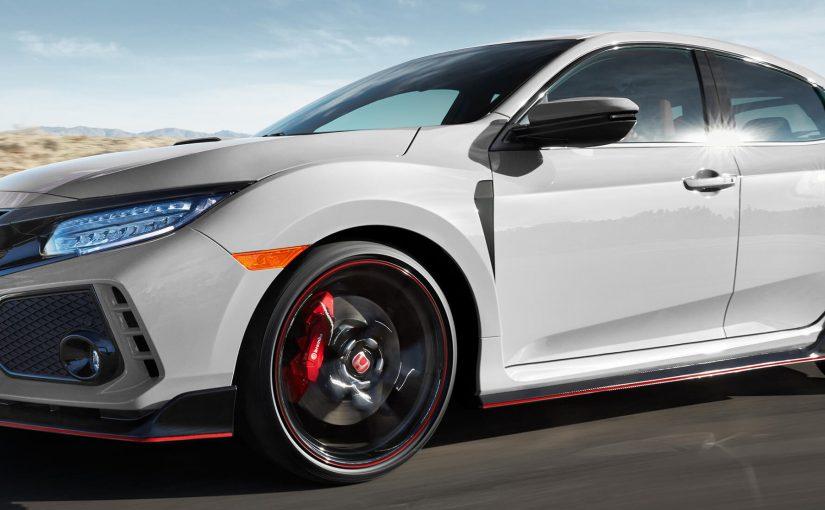 Découvrez l'impressionnante gamme Civic 2018