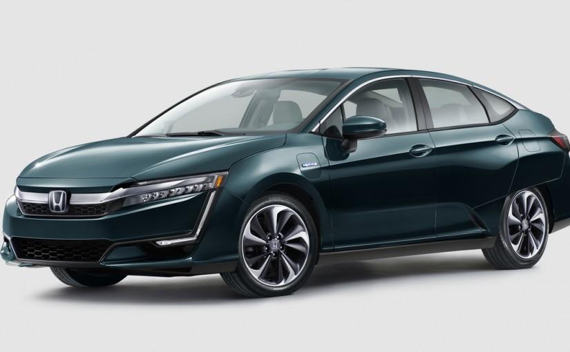 La Honda Clarity hybride rechargeable arrivera bientôt au Canada