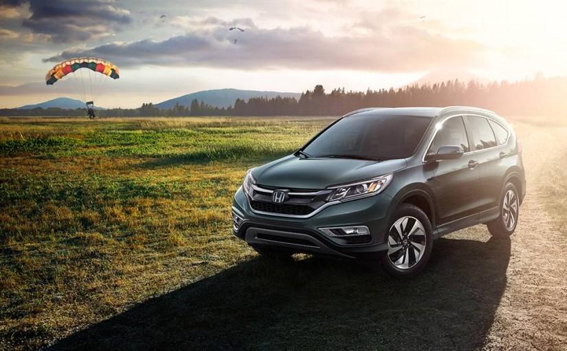 Le Honda CR-V 2016 – Le meilleur choix sécurité pour votre famille