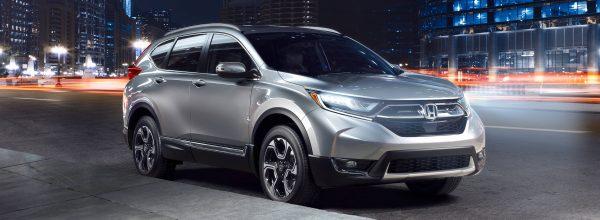 Choisir le Honda CR-V 2018 adapté à vos besoins