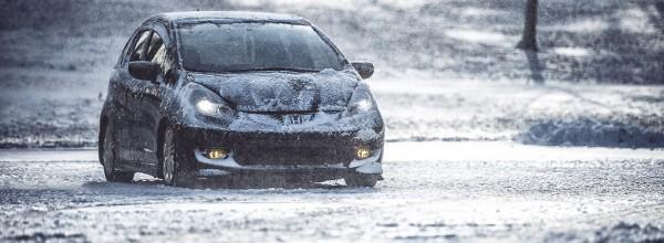 La Honda Fit – votre partenaire pour l'hiver