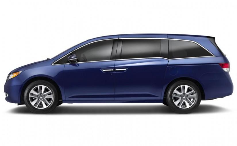 Honda Odyssey 2014 : la reine des minifourgonnettes garde-t-elle son titre?