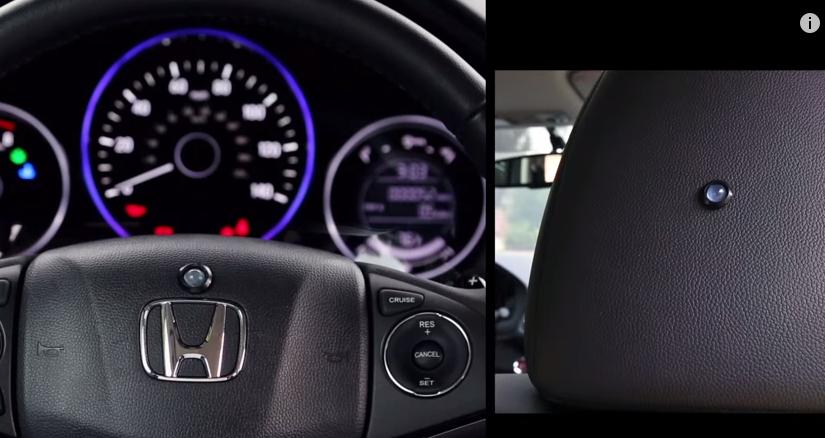 Honda vous présente son tout nouveau HR-V SLF «Selfie» Edition