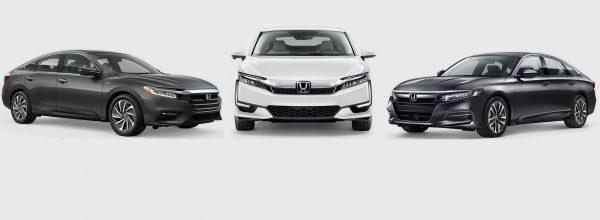 Se mettre au vert avec les voitures hybrides Honda