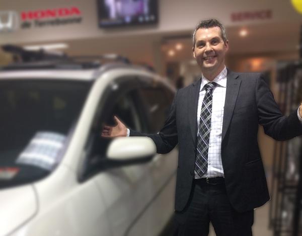 Martin Comeau – Conseiller aux véhicules neufs