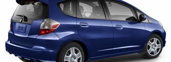 Top 5 des véhicules Honda les plus vendus en 2013