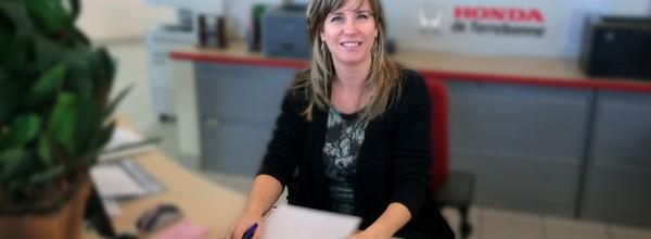 Nathalie Emond – Secrétaire aux ventes