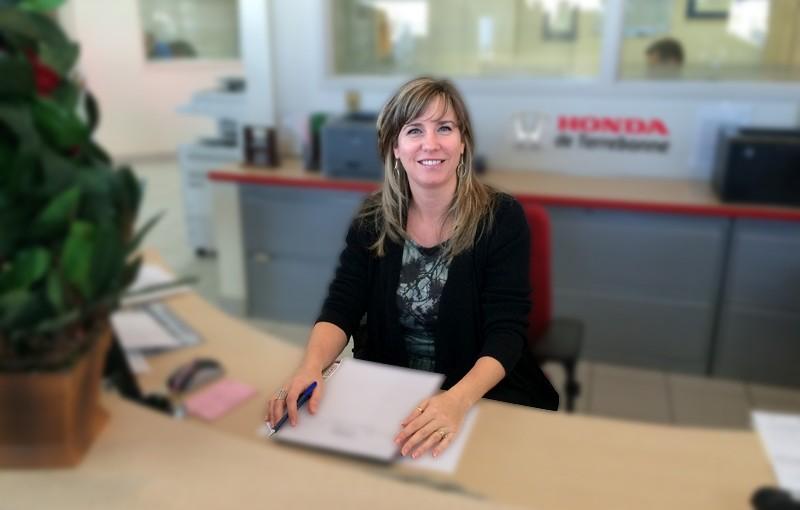 Honda Ridgeline A Vendre >> Nathalie Emond – Secrétaire aux ventes – Honda de Terrebonne – Blogue, nouvelles et rumeurs ...