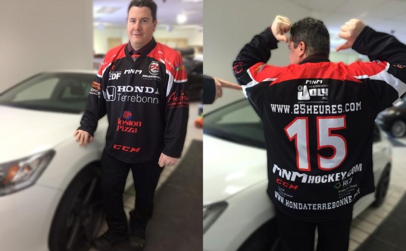 Sébastien Renaud – Représentant aux véhicules d'occasion