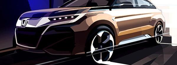 Première mondiale d'un nouveau modèle conceptuel (SUV) à Auto Shanghai 2015
