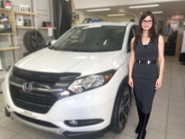 Honda Nord Sud >> Portraits d'employés – Honda de Terrebonne – Blogue, nouvelles et rumeurs Honda à Montréal, Rive ...