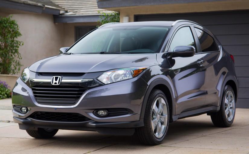 Honda Nord Sud >> Combien coûtera le HR-V 2016 et comment le pré-commander ...